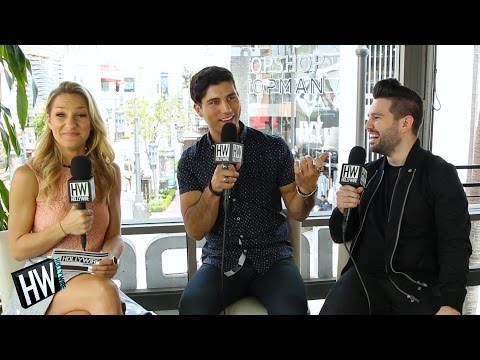 Watch Dan + Shay Impersonate Each Other (HOTSEAT)