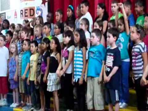 """""""Let it Grow"""" Hampton Street School 2nd Grade Spring Concert 2013"""