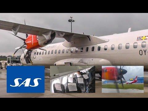 *TRIPREPORT* Scandinavian ATR 72-600 |  SK670  Hanover (HAJ) - Copenhagen (CPH) | Economy