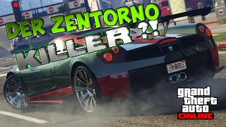 DER ZENTORNO KILLER ?! - Pegassi Osiris VS Zentorno / GTA 5 Online