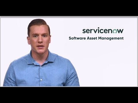 ServiceNow Software Asset Management (SAM)