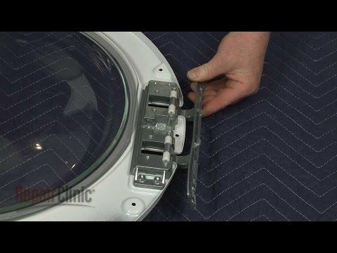 Dryer Door Hinge Replacement