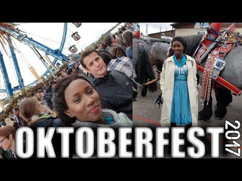 OKTOBERFEST München 2017 VLOG