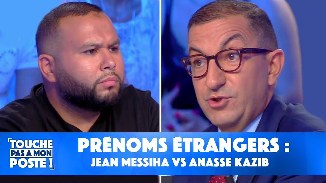 Replay TPMP : Prénoms étrangers : le face-à-face houleux entre Jean Messiha et Anasse Kazib, cheminot