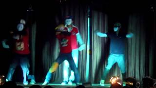 St.Judes High SchooL, dance group by class 11 boys....BATCH  2014