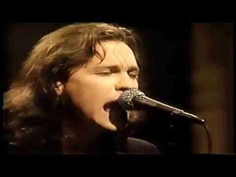 The BoDeans -  When The Love is Good (Live on Letterman 1989)