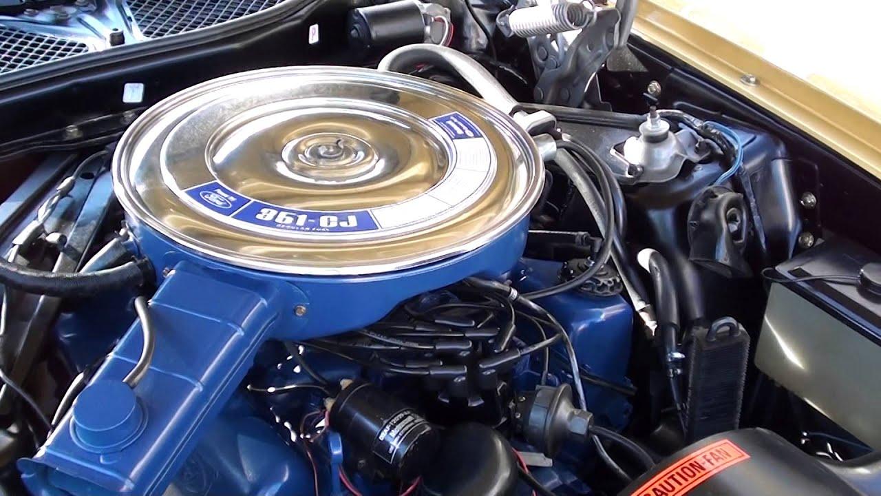 1972 ford mach 1 38900 00