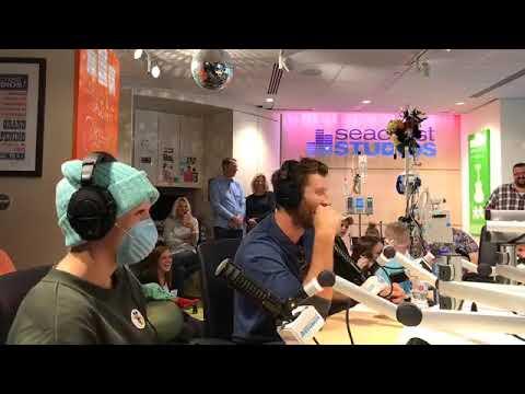 Brett Eldredge Live in Seacrest Studios