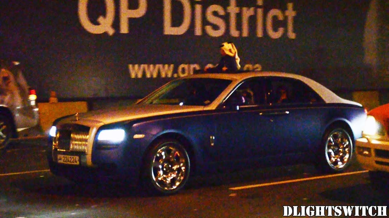 Exotic, Luxury & Interesting Cars On Qatar National Day