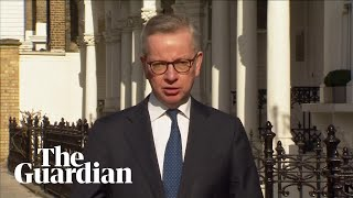 UK's coronavirus lockdown will be in place for significant period, says Gove