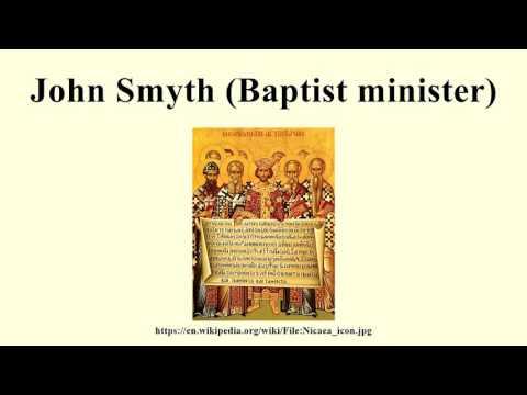 John Smyth (Baptist minister)