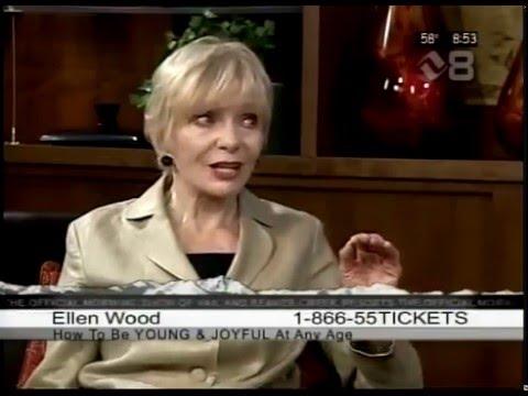 Ellen Wood - Dry Brushing - Ch.8 Interview