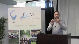 Del 2 Ramadanprogram 2016 tale av Ahmed