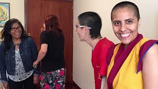 Kadam Dharma Flourishing in Peru