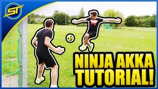 football skill tutorial 24 ninja akka ronaldo messi neymar skills how to do