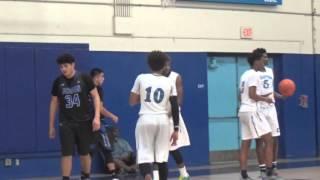 High School Basketball: Compton vs Jordan