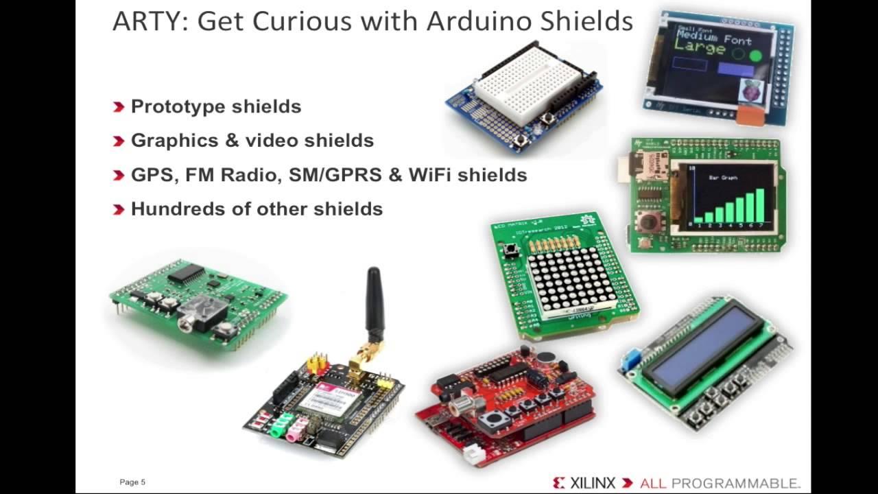 Meet ARTY, the $99 FPGA kit from Xilinx -- Xilinx