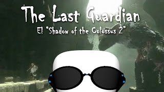 the last guardian el shadow of the colossus 2