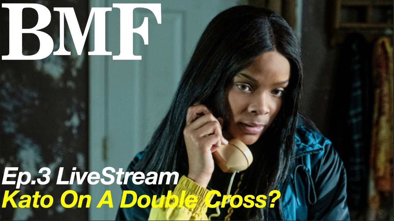 Download Bmf Season Episode 3 Review - Who Is On The Line With Kato and Can We Trust Her?