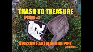 Trash To Treasure Episode 2 Antique Store Picking History Channel American Pickers