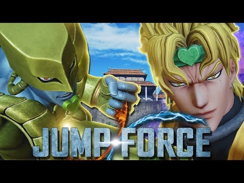 making-players-rage-quit-with-dio's-stand!-dio-brando-gameplay---jump-force-online-ranked