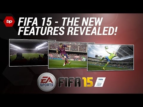 FIFA 15 | First Information on Features and Gameplay (Emotional Intelligence, Park The Bus, etc.)