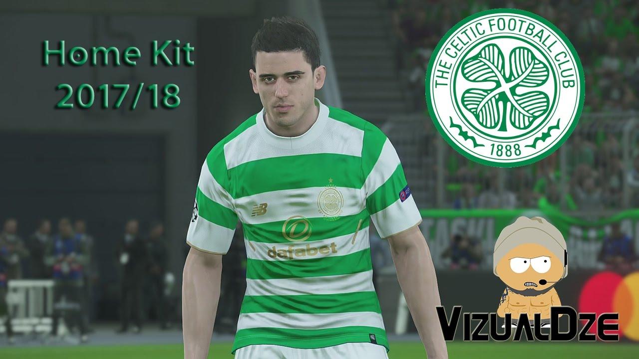 more photos 1a5f9 1afec Celtic Home Kit 2017/18 - PESGaming Forums