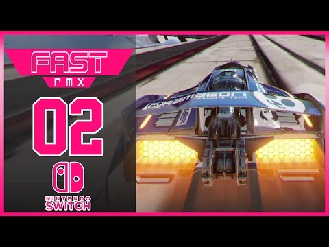 Fast RMX - Part 2 | Championship Mode: Subsonic League - Tho
