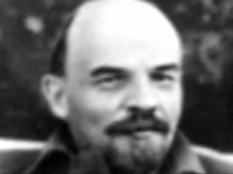 Речь Сталина о Ленине!