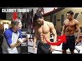 At Home Workout To Build Muscle Like Zac Efron (With His Personal Trainer) | Train Like A Celebrity