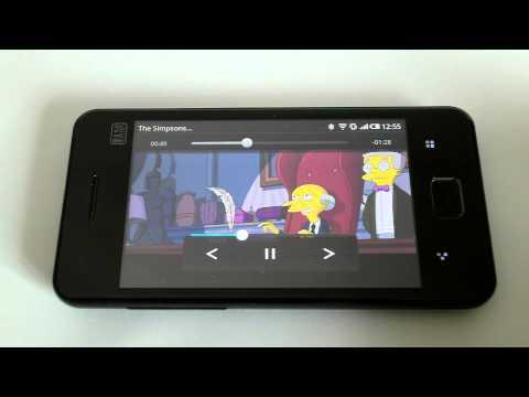myMeizu.de - Full HD Video Playback Meizu M9 [MKV + MP4] Review