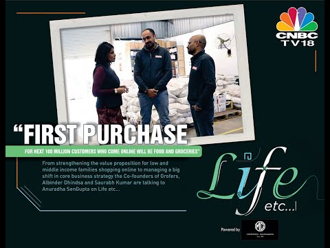 Life Etc.. EP 07 | Albinder Dhindsa & Saurabh Kumar Of Grofers