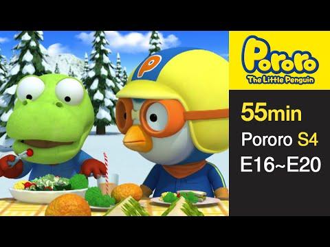 [Pororo S4] Season 4 Full Episodes E16-E20 (4/5)