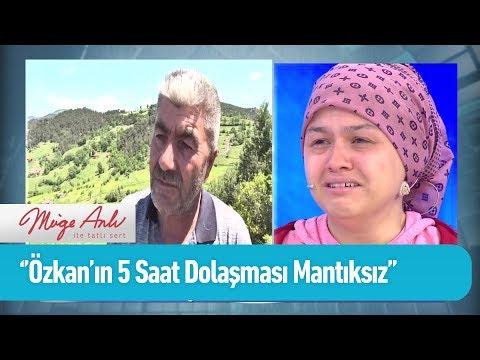 Ecrin'in dedesinin isyanı... - Müge Anlı ile Tatlı Sert 14 Mayıs 2019