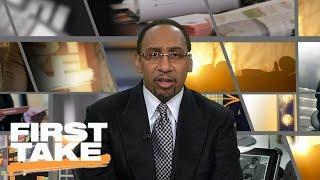 Stephen A. Smith: 'Everybody needs to go' after Browns botched trade deadline | First Take | ESPN