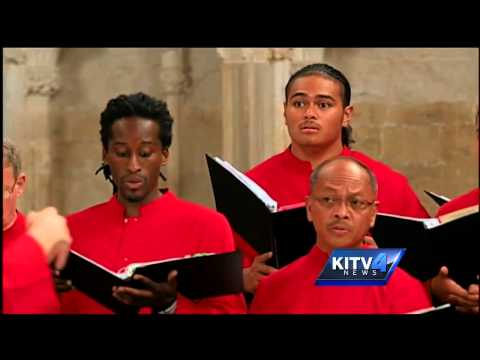 Hawaii Sacred Choir back in the islands performing for local audiences