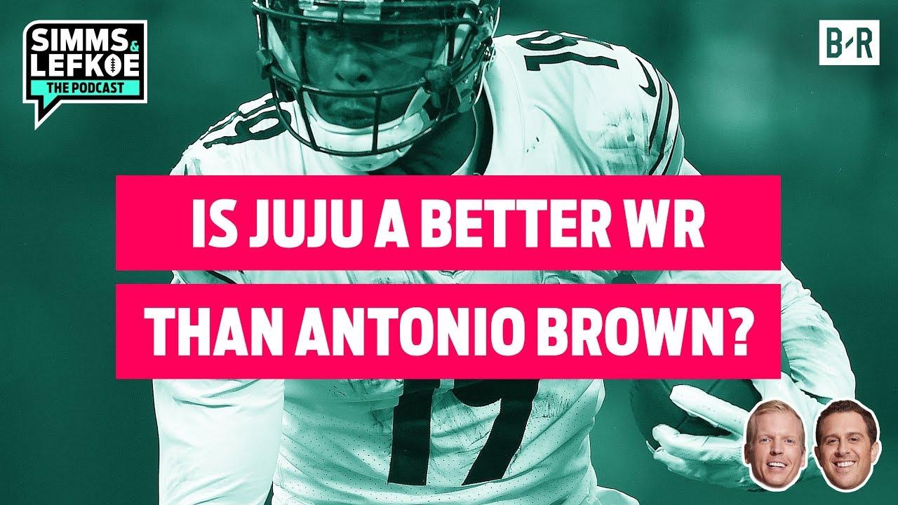 Is JuJu a Better Wide Receiver Than Antonio Brown? | NFL Week 14 Film Notebook