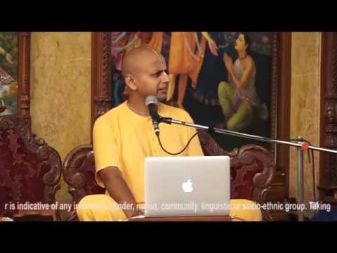 Why Should We Acquire Knowledge Of Bhagavad Gita? Speech By Gaur Gopal Das |