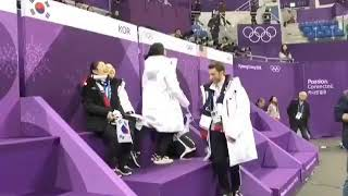 Min Yura e Alex Gamelin dancing 4 walls