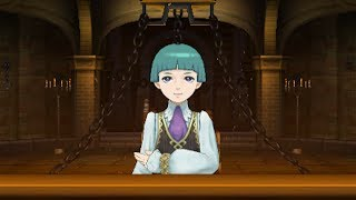 Professor Layton vs. Ace Attorney #16 ~ Chapter 4 - The Golden Court (3/5)