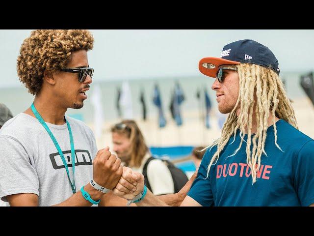 GKA Kite-Surf World Cup Sylt 2019   REGISTRATION DAY