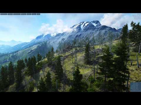 Unigine Valley Benchmark - GTX 770 Extreme HD preset