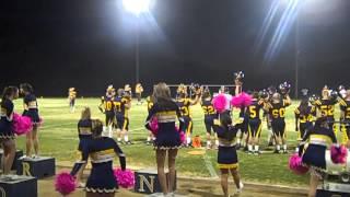 kvhs homecoming 2013 cheerleaders