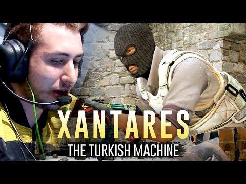 XANTARES - The Turkish Machine