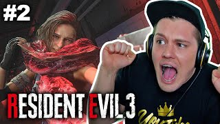 LET'S PLAY - RESIDENT EVIL 3 REMAKE #2