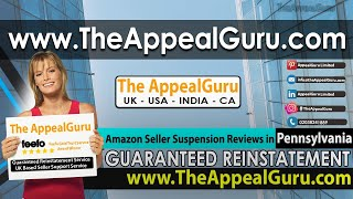 Amazon Seller Suspension Reviews in Pennsylvania - How many day take to review the suspended account