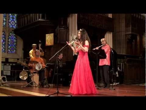 Boğaziçi - Gülay Princess & The Ensemble Aras - Turkish song live in Edinburgh (2011)
