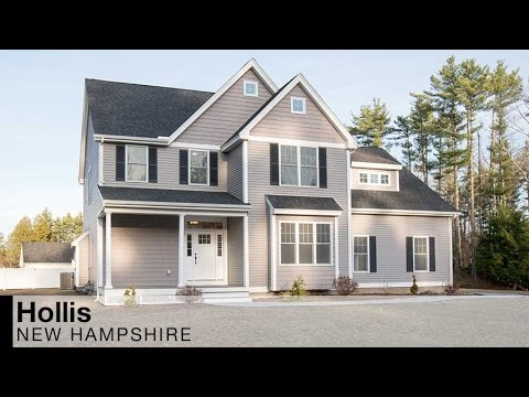 Video of  | Hollis, New Hampshire new construction homes for sale