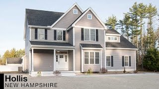 Video of    Hollis, New Hampshire new construction homes for sale