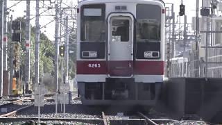 【81100F入場】2020年1月13日南栗橋車両管理区の様子。